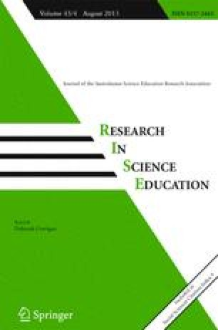 Research In Science Education Springer