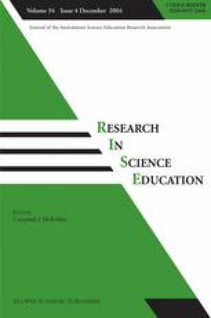 An Investigation Of Science Teaching Practices In Indonesian