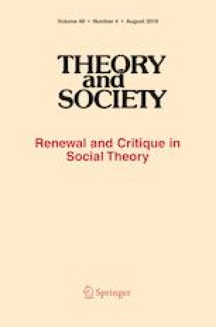 The image of the veil in social theory   SpringerLink
