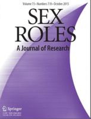The Role of Peers in the Socialization of Gender-Related Social
