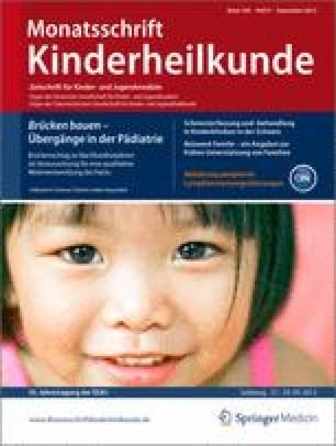 Abklärung peripherer Lymphknotenvergrößerungen im Kindesalter ...