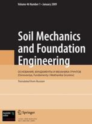 Soil Mechanics and Foundation Engineering
