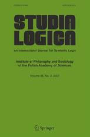 Studia Logica