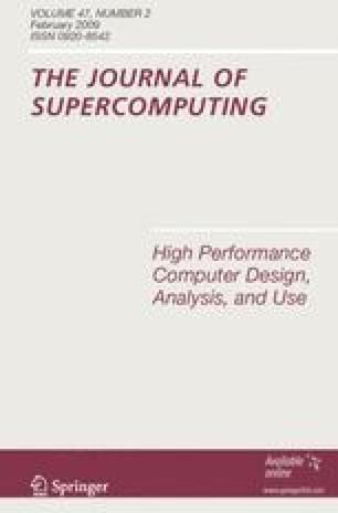 The Journal of Supercomputing