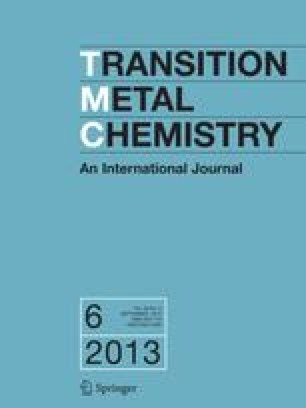 Transition Metal Chemistry