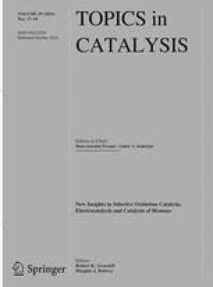 Topics in Catalysis