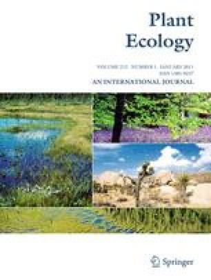 Plant Ecology