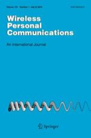 Wireless Personal Communications