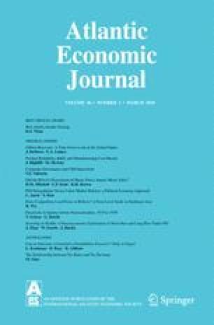 Atlantic Economic Journal