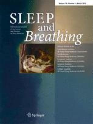 Apps in sleep medicine | SpringerLink