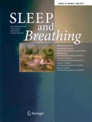 Sleep and Breathing