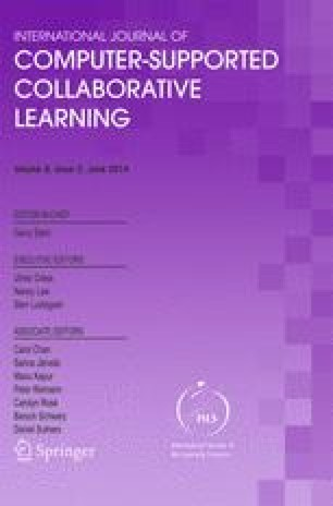 International Journal of Computer-Supported Collaborative Learning