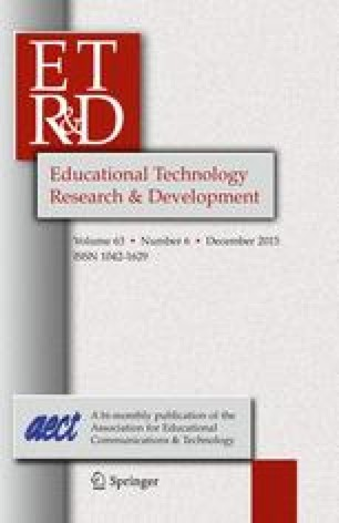 Educational Technology Research and Development