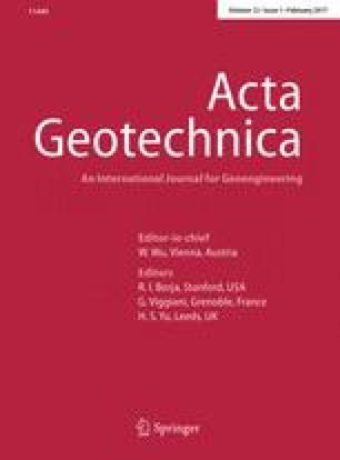 Acta Geotechnica