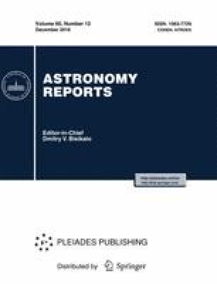 Astronomy Reports