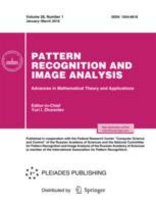 Pattern Recognition and Image Analysis