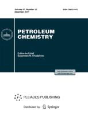 Petroleum Chemistry