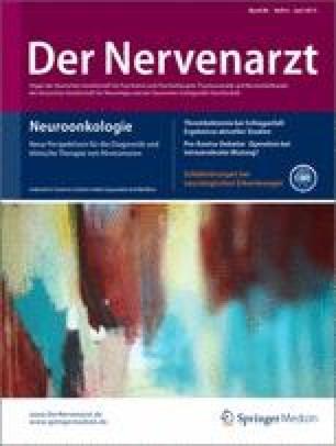 Schlafstörungen bei neurologischen Erkrankungen | SpringerLink