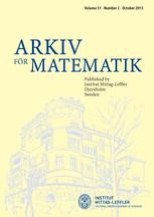 Arkiv för Matematik