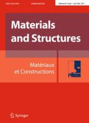 Test Quality for Construction, Materials and Structures (Rilem Proceedings)