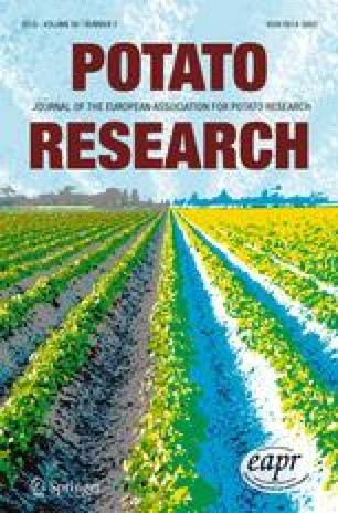 Potato Research