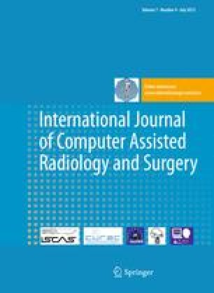 International Journal of Computer Assisted Radiology and