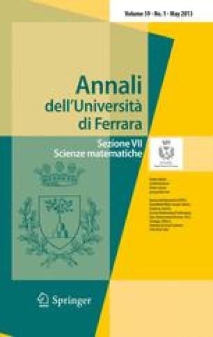 Annali dell'Università di Ferrara