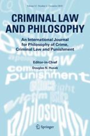 2. Functions of Criminal Law