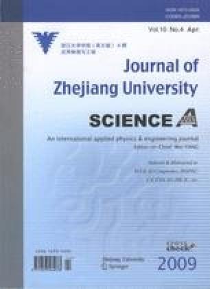 Journal of Zhejiang University-SCIENCE A
