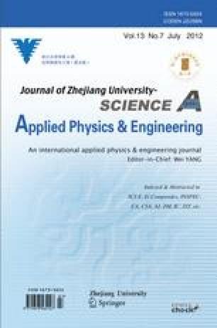 Journal of Zhejiang University SCIENCE A