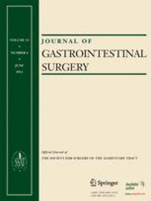 Journal of Gastrointestinal Surgery - Springer
