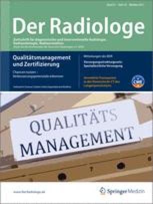 Zertifizierung von Brustzentren   SpringerLink