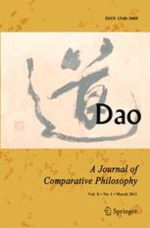 Metaphor And Meaning In Early China Springerlink