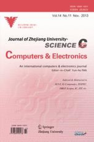 Journal of Zhejiang University SCIENCE C