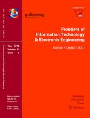 Frontiers of Information Technology & Electronic Engineering