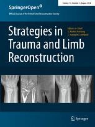 Strategies in Trauma and Limb Reconstruction