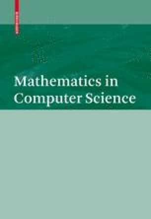 mathematics in computer science springer