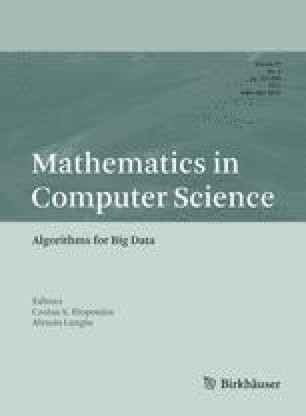 Mathematics in Computer Science