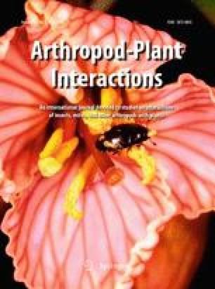 Arthropod-Plant Interactions