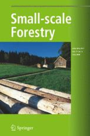 Small-scale Forestry