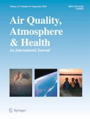 Impact of air-conditioning system disinfection on microbial