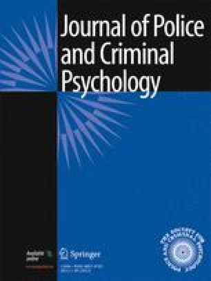 police stress research paper