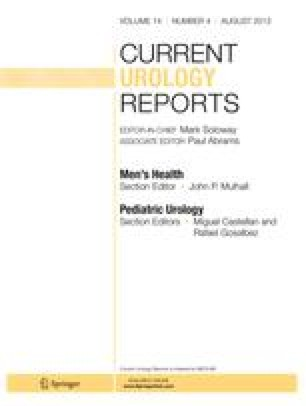 Current Urology Reports