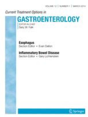 Treatment options for primary constipation | SpringerLink