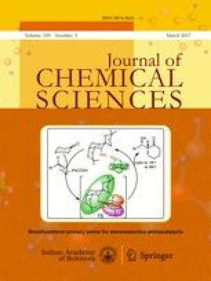 Proceedings of the Indian Academy of Sciences - Chemical Sciences