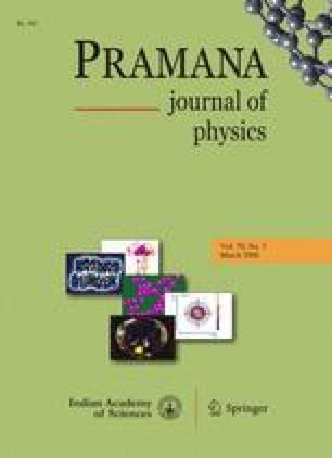 Pramana - Springer