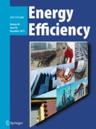 Energy Efficiency - Springer