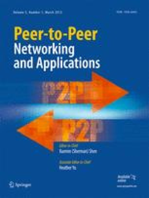 a reputation based trust model for peer to peer Abstract—nowadays, peer-to-peer network represents a  bayesian network-based trust model for building reputation based on recommendations in p2p networks .