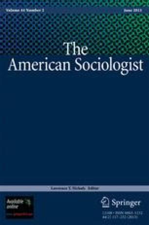 The American Sociologist
