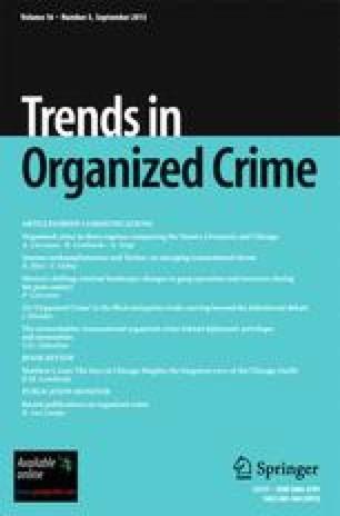 trends in organized crime springer